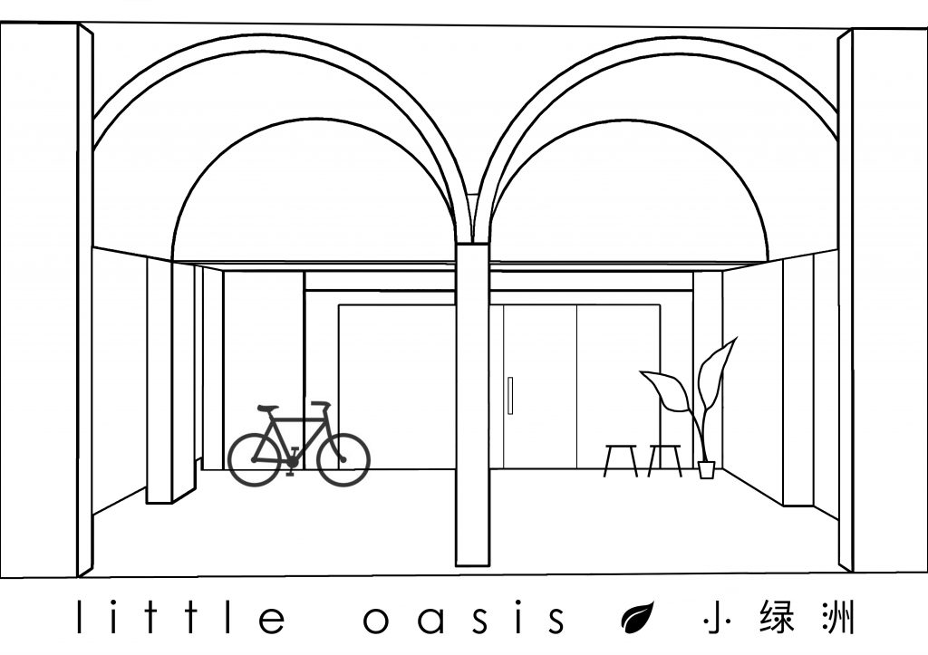 Little Oasis cafe
